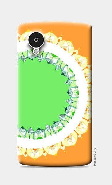 Mandala Art   Republic Day Nexus 5 Cases   Artist : Amulya Jayapal   PosterGully