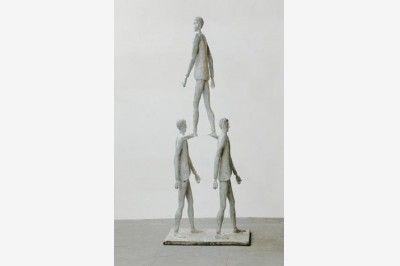 Colectiva de escultura. Galeria Marlborough Barcelona 19 sep 2013 - 09 nov 2013