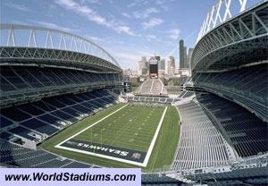 Seattle Seahawks - CenturyLink Field