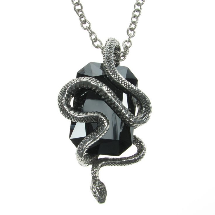 LAST ONE! The shameless personification of Woman as the Original Sin, the irresistible temptress to the eternally and hopelessly beguiled male gender. The serpent coils evocatively around a massive, e