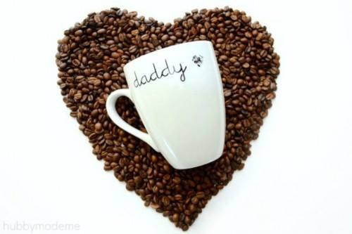 diy father's day coffee mugs