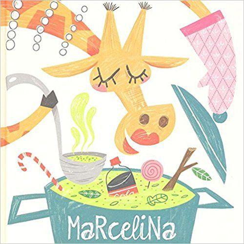 Marcelina en la cocina: Amazon.es: Gracia Iglesias, Sara Sánchez: Libros