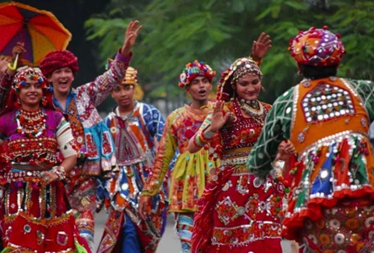 Gawari Dance of Rajasthan is a tribal dance of the famous Bhil tribe