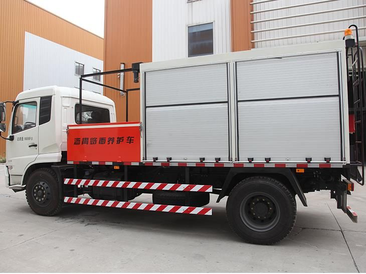 Truck Mounted Asphalt Pavement Maintenance Machine Pothole Patcher Can Preserve The Heat Of Hma During Transportation And Asphalt Pavement Trucks Pavement