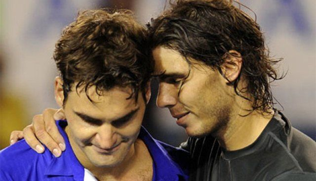 I am very excited to see my Swiss Sweetheart back in form again by winning Miami Open. People say that Roger Federer and Rafael Nadal are arch-rivals but I feel that on and off the court, they are the best pair to watch for.   #Australian Open #French open #Indian Wells #Miami Open #Rafael Nadal #Roger Federer