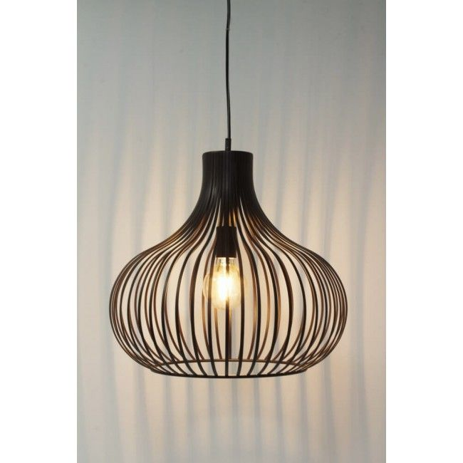 Sierlijke Hanglamp Gabri L Brons Bruin O 48 Cm Hanglamp Binnenverlichting Plafondverlichting