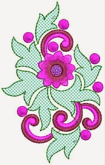 Greek Custom Knitting Applique Designs - Embdesigntube