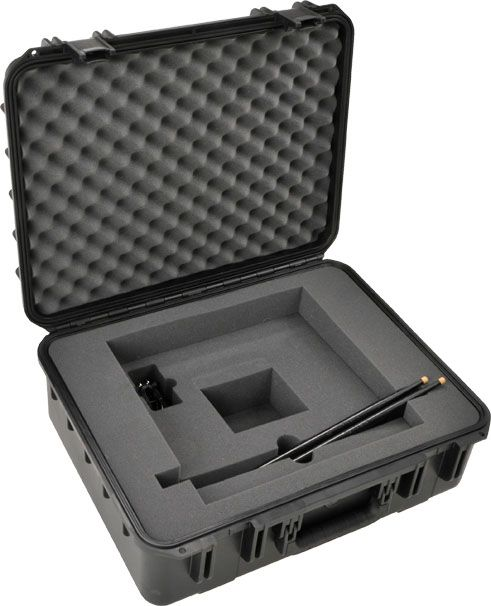 SKB Cases can be manufactured to meet your needs...