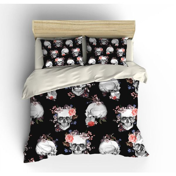 119 liked on polyvore featuring home bed u0026 bath bedding duvet covers grey home u0026 living king size duvet sets