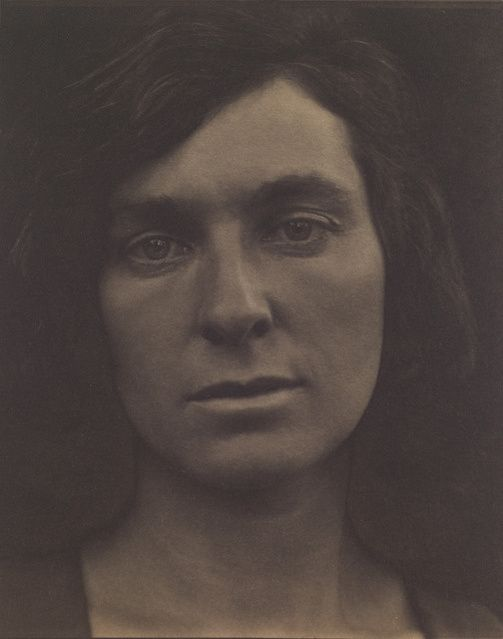 Paul Strand | Rebecca, New York (1920) | Artsy