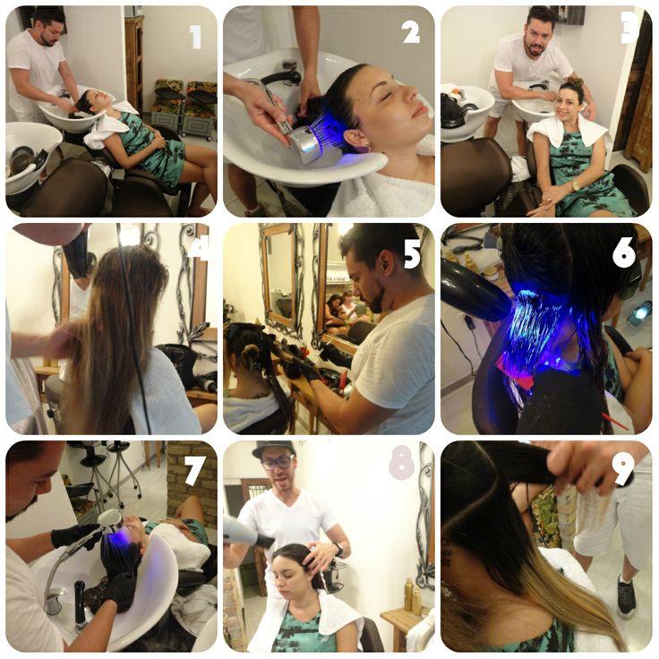 Realinhamento Photônico #Hair #Amorelli #Bossa #love #life #Fun #Blog  http://futeisuteisenecessarios.blogspot.com.br/2014/01/lipoescultura-capilar-photon-lizze.html