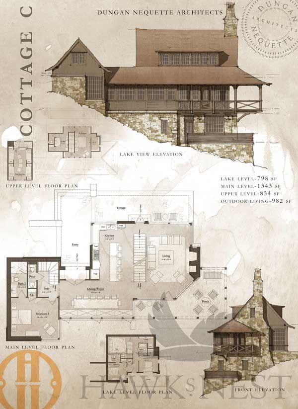 Hawku0027s Nest Nequette Architecture u0026 Design
