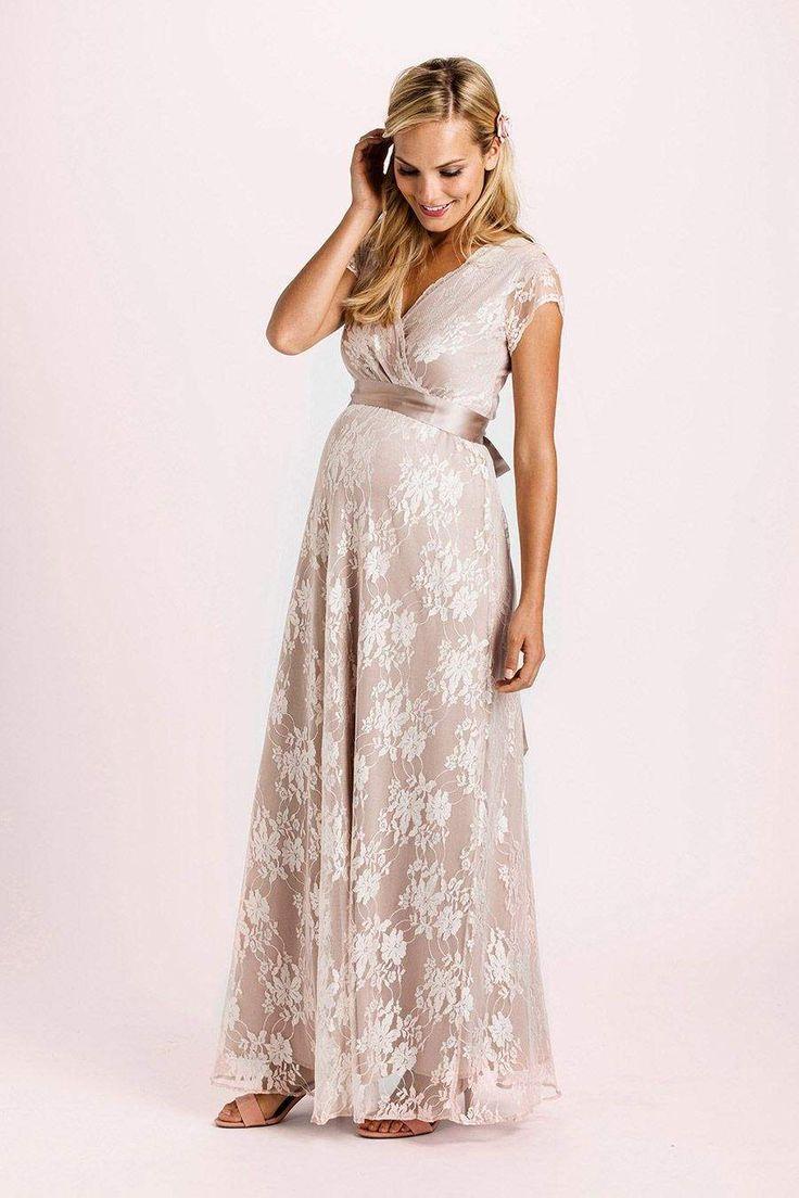 Eden Kleid lang rose