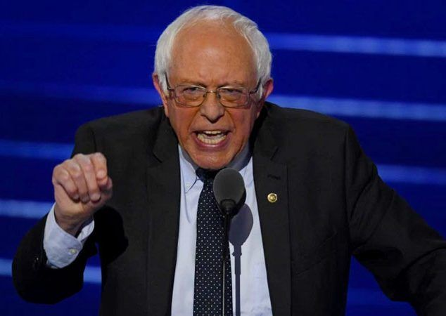 "BERNIE SELLS OUT HIS SUPPORTERS: Sen Bernie Sander's supporters booed him when he told them we 'must nominate Hillary Clinton"". Imagine what their reaction will be when they realize he lied to them last night when he said that the ""Democrat party opposes TPP"", which they clearly do not. Ouch, that's gonna leave a mark. #TPP #BernieSanders http://www.nowtheendbegins.com/berned-bernie-sanders-openly-lied-supporters-tpp-trade-deal/"