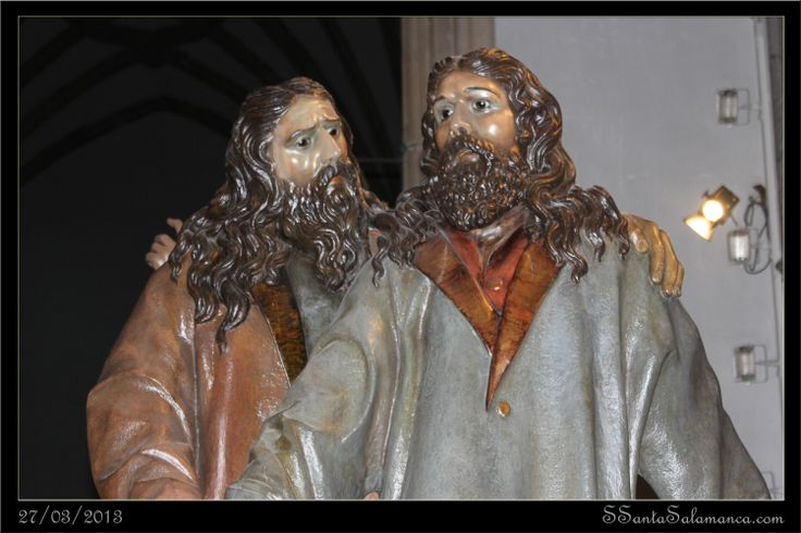 Figuras del paso de Ntro. Padre Jesús ante Pilatos
