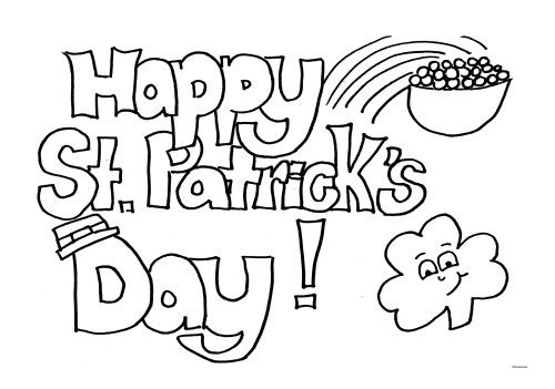 54 best Dibujos - St Patricks Day images on Pinterest | Día de san ...