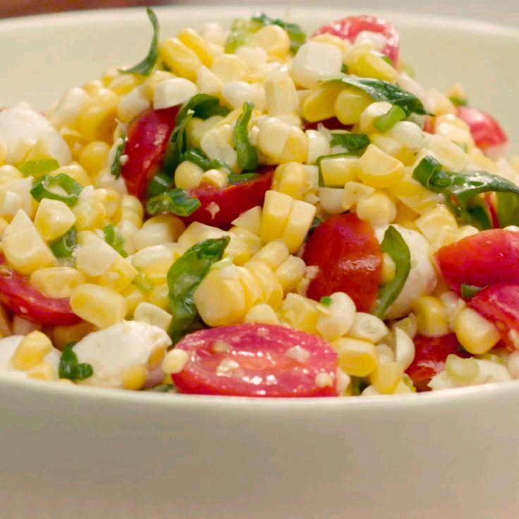 353 best lets get seasonal summer images on pinterest food fresh corn tomato salad tomato salad recipescorn forumfinder Choice Image