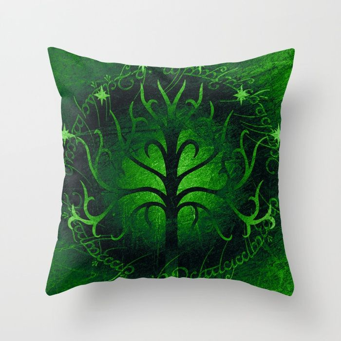 Buy Valiant Fellowship Throw Pillow by scardesign.  #pillow #throwpillow #fantasy #magic #cinema #movie #bookworm  #kids #home #cozy #homedecor  #cool #awesome #gifts #giftideas #39 #giftsforhim #giftsforher #family #home #books #green #popular #popart #onlineshopping #shopping #campus #dorm #fraternity #geek #nerd #society6 #scardesign #fantasybooks #movies #homegifts #geekroom #mancave