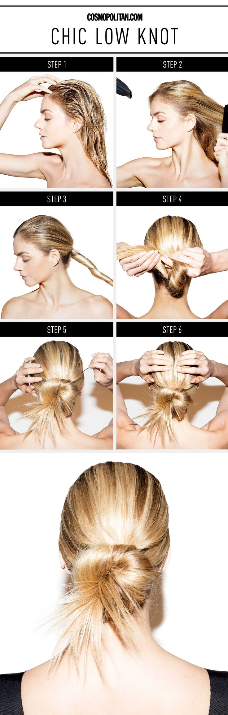 The Messy Top Knot Is Dead—Here's What to Wear Instead | Pinterest | Hair style, Makeup and Hair inspiration
