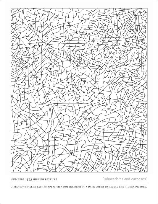 Hidden Pictures Interest Hidden Picture Coloring Pages