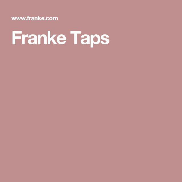 Franke Taps