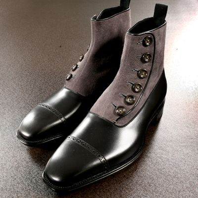 Balmoral Ankle boot