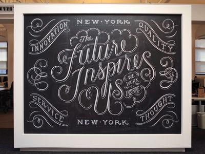 : Chalkboards Letters Alphabet, Typography Hands Letters, Typographic Posters, Chalkboards Art, Chalkboards Signs, Akqa Nyc, Chalkboards Typography, Chalkboard Lettering, Chalk Art