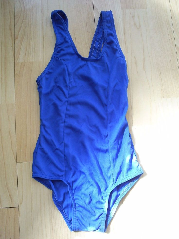 #Girls  blue #swimming #costume  swimsuit size 140 age 7 - 8,  View more on the LINK: http://www.zeppy.io/product/gb/2/371789859759/
