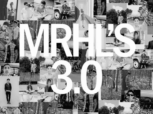 New look and new concept of mine. Check on the blog http://mrhls.blogspot.com/ #MRHLS