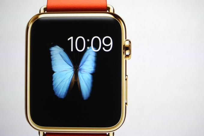 A very strong resolution on the new #AppleWatch
