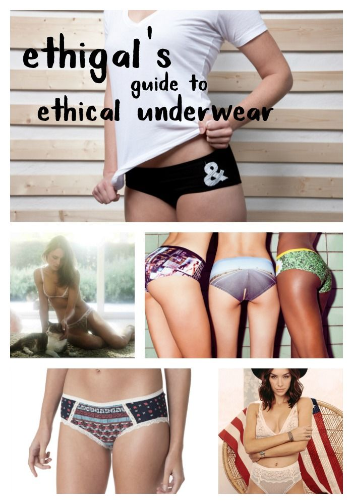 Ethical Underwear Guide