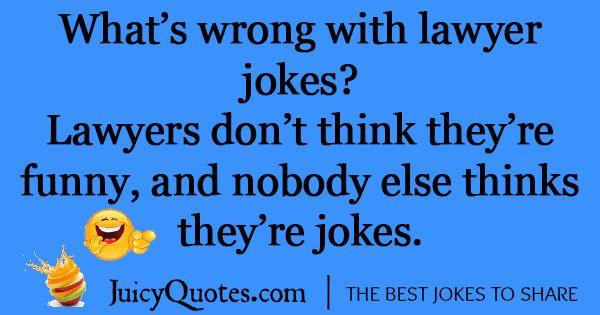 Funny Lawyer Joke -26