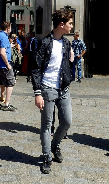 by men on the street on flickr jeans