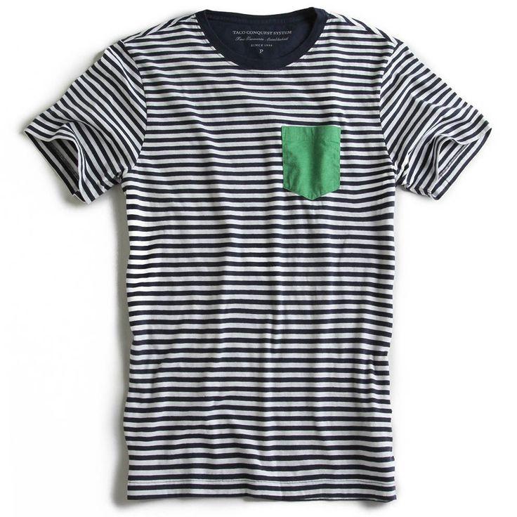 Compre T-Shirts Masculinas na Taco | Em até 6x sem juros | Até 30 dias para troca grátis | Entrega rápida e segura em todo o Brasil.
