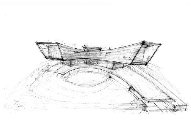 Architecture Design Concept Sketches interesting architecture design concept sketches rogers inside at