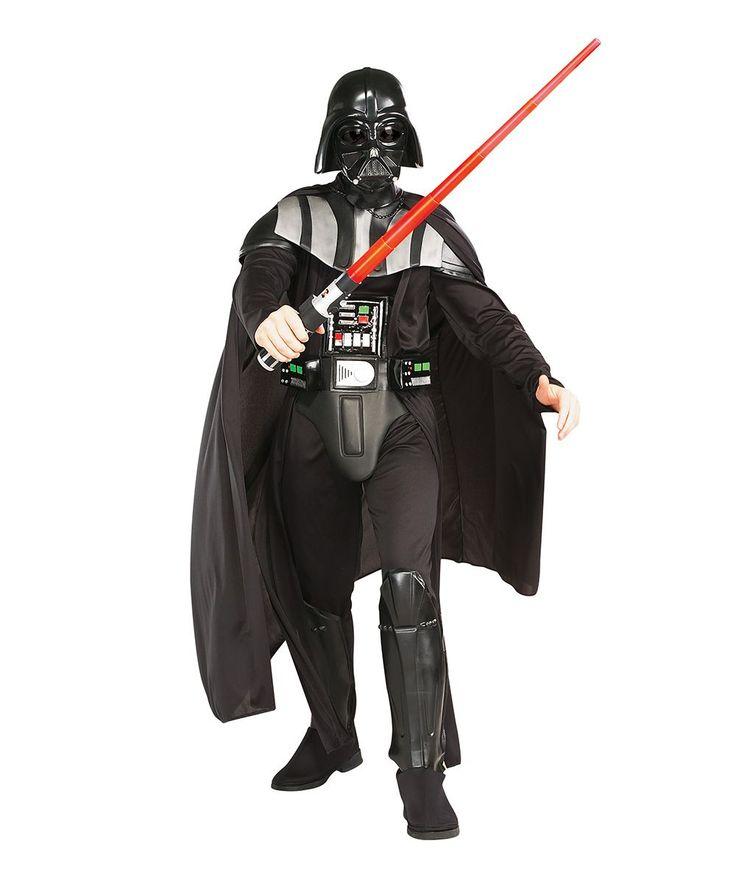 Star Wars Darth Vader Deluxe Costume Set - Adult