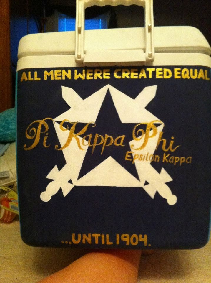 pi kappa phi formal coolers - Google Search