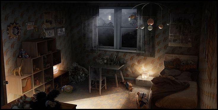 - Heavy Rain, Prince of Persia movie and GI Joe movie - Concept-arts (big download !)