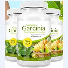 Amazing Garcinia is a dual action fat booster. It is a powerful appetite  suppressant and at the same time, it is a potent weight loss supplement.