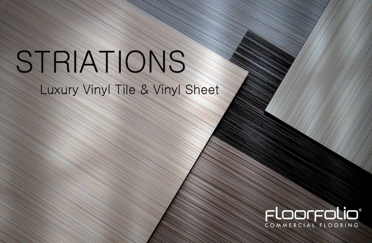Striations is our newest introduction offering one of the most