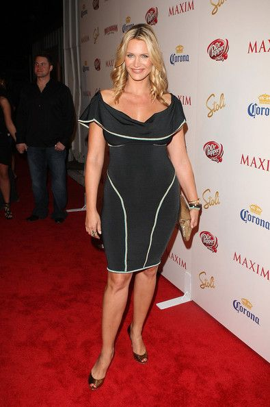 natasha henstridge photos photos maxims 10th annual hot
