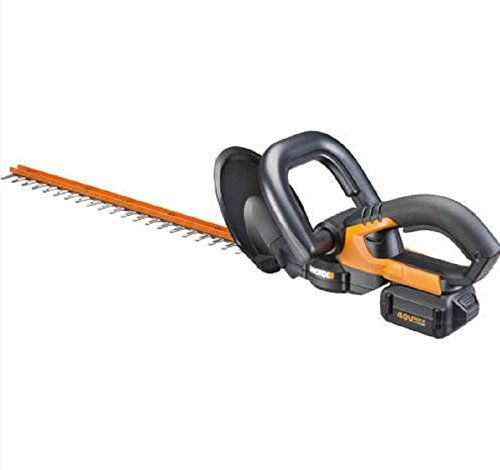 WORX WG280 40-volt Lithium Cordless Hedge Trimmer Battery and Charger Included For Sale https://bestlawnmowersreview.info/worx-wg280-40-volt-lithium-cordless-hedge-trimmer-battery-and-charger-included-for-sale/