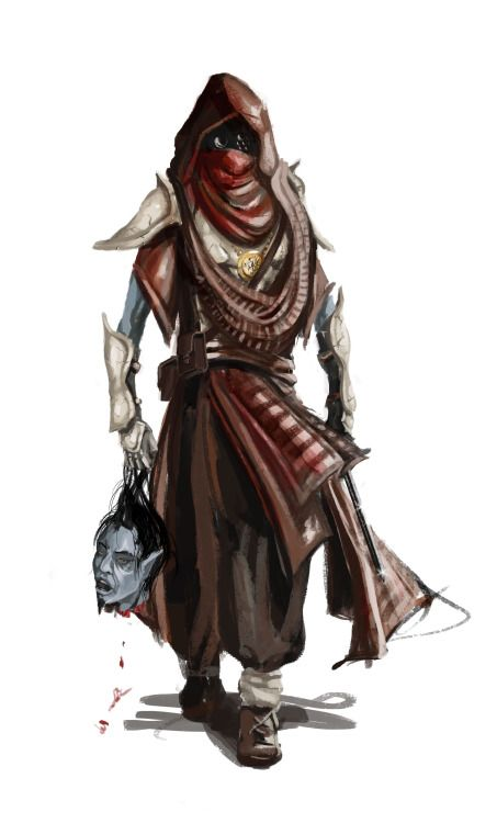 Jeu vidéo : The Elder Scrolls / Morag Tong Assassin by Saelian     / http://saelian.deviantart.com/art/Morag-Tong-Assassin-593055130