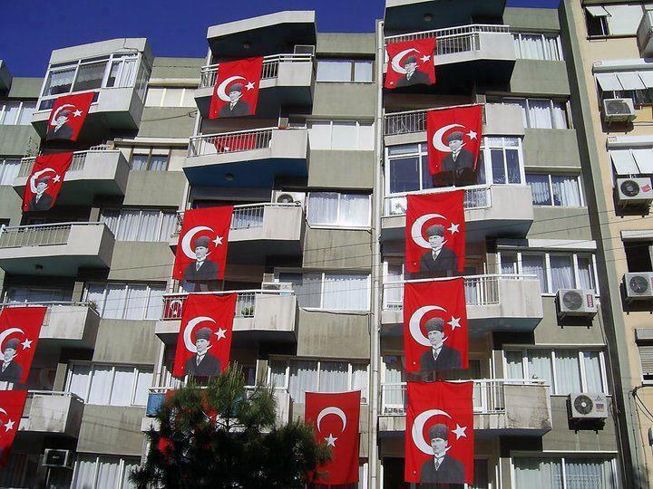 ATATÜRKİYE / İzmir !!!