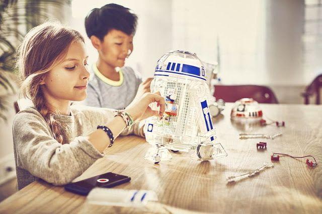 Disfruta creando tus propios robots de Star Wars con Droid  Inventor  Kit  de LittleBits