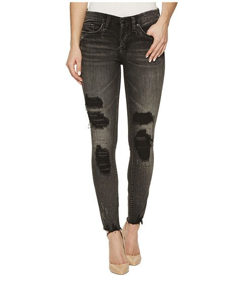 Blank NYC Distressed Skinny in Shadow Chaser