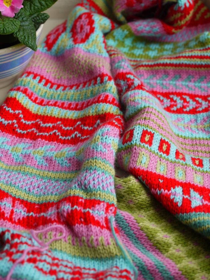 125 best images about Fair Isle Style on Pinterest Fair isles, Knitting pat...