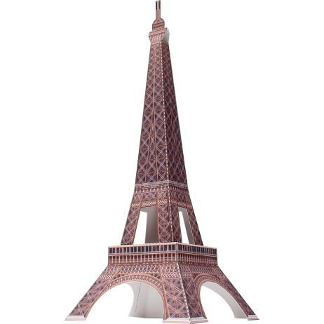 1002 best images about paper craft templates on pinterest for Eiffel tower model template