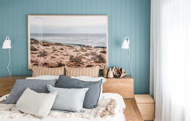 Toowoon Bay Renovation Master Bedroom Reveal!
