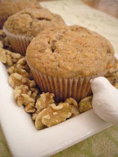 Kitchen Cactus: Banana Nut Muffins